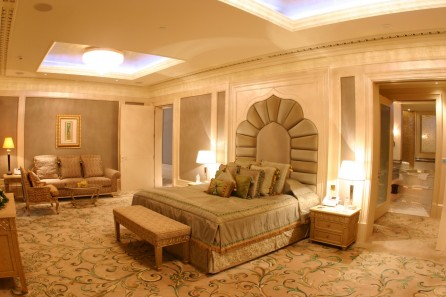 Hari terakhir: Farewell Dining diHotel  Emirates Palace